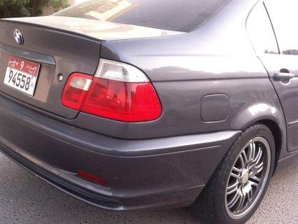 BMW 323i model 1999