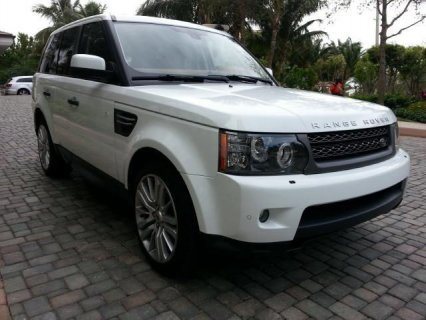 Want to sell My 2011 Range Rover Sport Supercharged For Sale