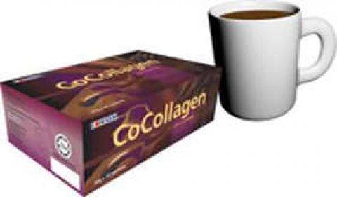 منتج الكولاجين لتبييض البشرة و نفخ الخدود  CoCollagen 00971588559098