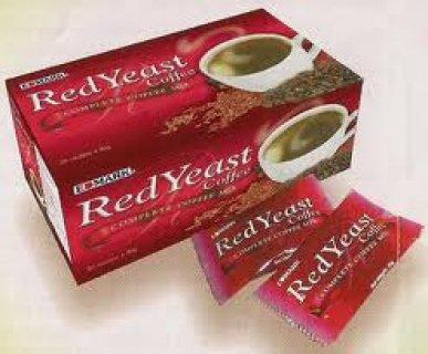 قهوة red yeast الخميرة الحمراء 00971588559098