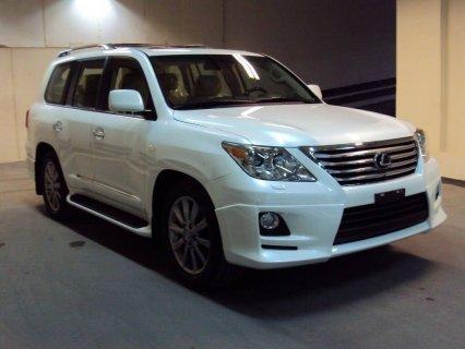 للبيع: Lexus Lx570 2011