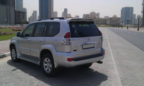 2007 Toyota Prado No.1 Full Option