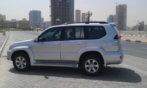 صور 2007 Toyota Prado No.1 Full Option 2