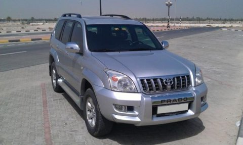 صور $2007 Toyota Prado No.1 Full Option 3