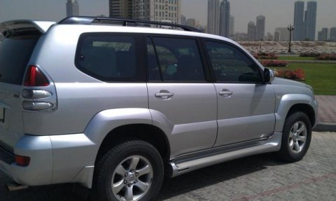 صور 2007 Toyota Prado No.1 Full Option 4