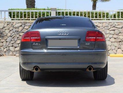 2009  AUDI - A8 L  - V6 - 3.2L