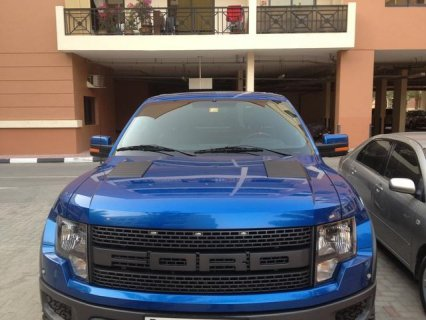 2010  FORD RAPTOR 6.2 LTR