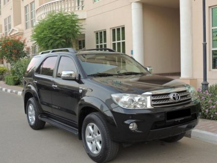 TOYOTA FORTUNER V6/4.0  SUPER CLEAN