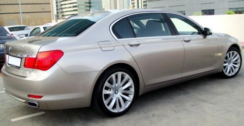 2012 BMW 740Li Exclusive Turbo-Ultimate