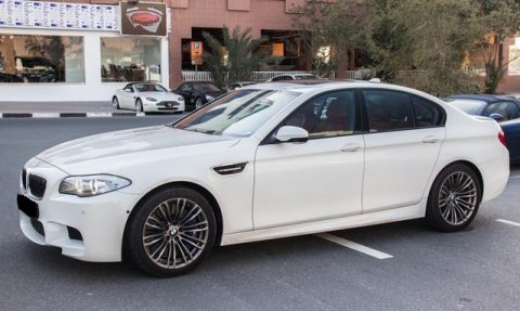 2012 BMW M5 Fully Loaded with Night Vision & Rear