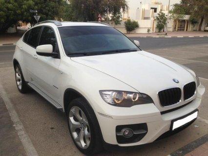 BMW X6 2010 low Mileage(59,000Km only)