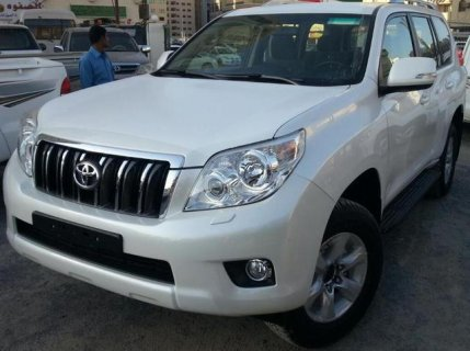 NEW PRADO 2.7 TXL 7 AUTO 2013 FOR EXPORT