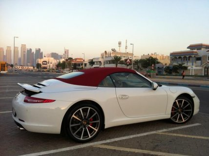 2013 Porsche  Carrera / 911  Cabriolet