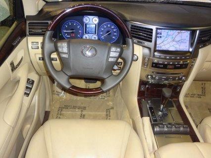 Lexus LX570 2011 Model Full Option for sell