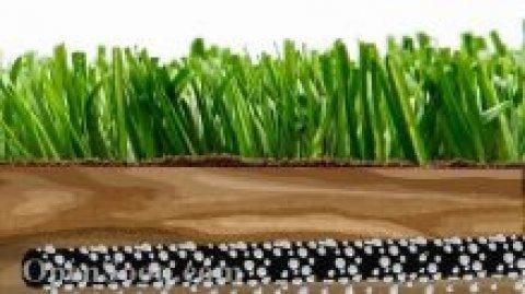 انابيب الري المسامية تحت التربة