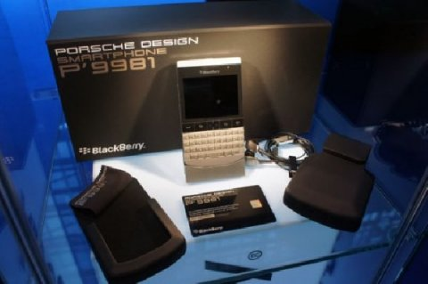 ​​Blackberry Z10/ Blackberry Q10 / Blackberry Porsche design