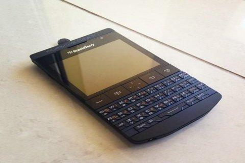Original Blackberry Porsche P9981 and Blackberry Q10(26994CFD)