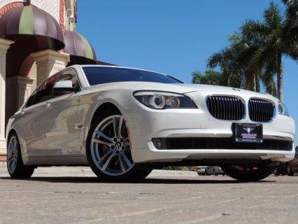 2011 BMW 7-Series 4dr Sdn 750L xDrive M