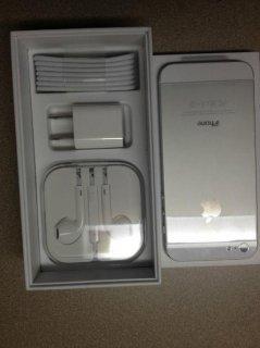 ابل اي فون 5 و 4G LTE 4S مقفلة الهاتف (SIM الحرة)