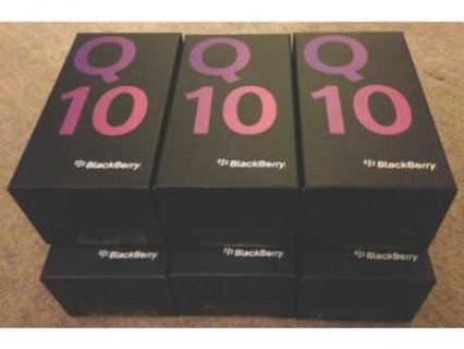 BlackBerry Q10 (Add PIN 26FC4748)