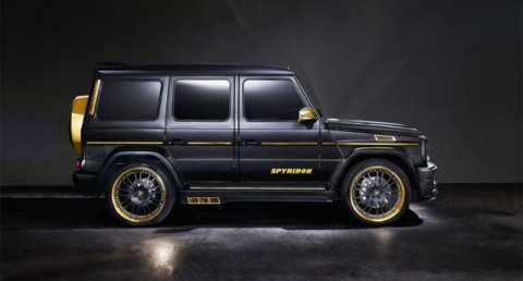 صور Hamann Spyridon G65 650hp for sale 2