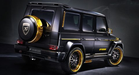 صور $Hamann Spyridon G65 650hp for sale 3