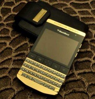 For Sale :Blackberry Porsche Design P\'9981,Add BB Pin: 2937828C