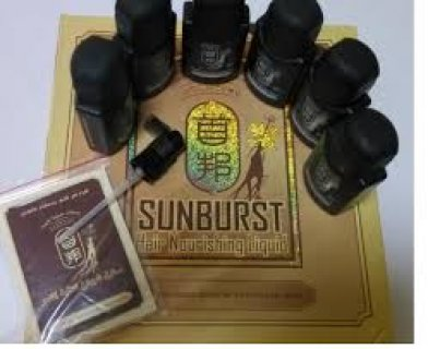 سن برست لتساقط الشعر Sunburst Hair Care
