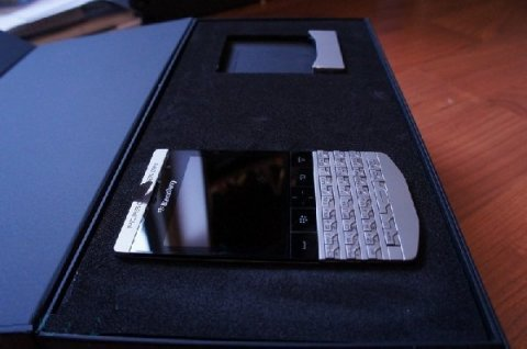 F/S : Blackberry Porsche BBM pin: 26fc4748