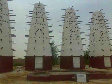 الشركة الامراتية المصرية لبناء أبراج الحمام
