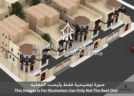 CO_154 عقارات للبيع في أبوظبي- للبيع 7 فلل في مدينة محمد بن زاي