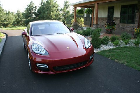 for sale 2010 Porsche Panamera Turbo
