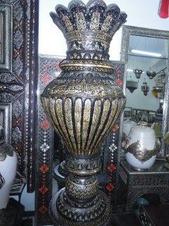 تحفة مغربية يدوية نادرة