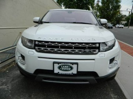 For Sale 2013 Land Rover Range Rover Evoque Pure