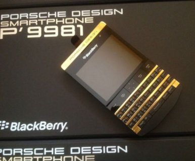 Wts : Blackberry Porsche Design P\'9981(Add BBM: 26FC4748)