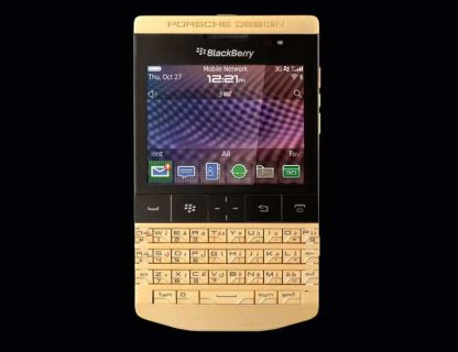For sale: Blackberry porsche Design with Arabic keyboard 1800AED