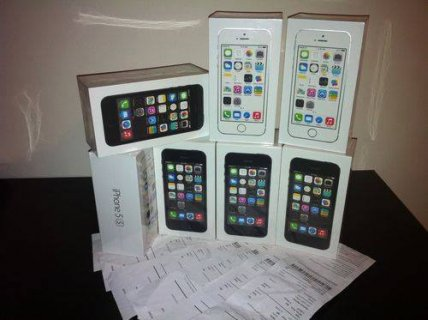 Buy 2 Get 1 Free Gold iPhone 5S With 128GB Storage (WhatsApp: +6