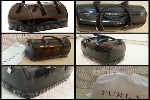 للبيع حقيبة يد مستعملة ماركة فيرلا Limited edition