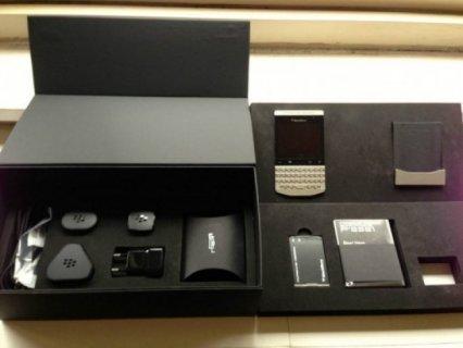 Blackberry Porsche Design Add BB PIN: 230036A6