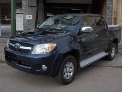 TOYOTA  HILUX MODEL FOR SALE