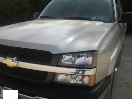 Chevrolet Silverado 2007 model 1,5 door 4x4 V8 American Exhaust
