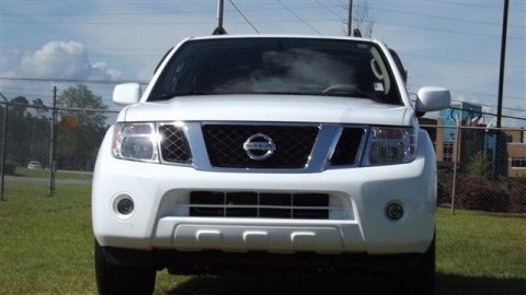 My Used 2012 Nissan Pathfinder