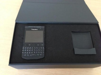 Blackberry Porsche Black, Blackberry Q10