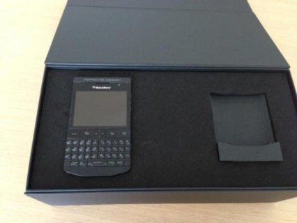 Blackberry Porsche Black, Blackberry Q10