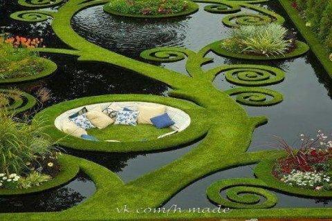 كرم لتنسيق الحدائق وشبكات الري الاوتوماتيكي