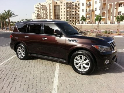 Infiniti QX56 2011 52000 KM FULL OPTION
