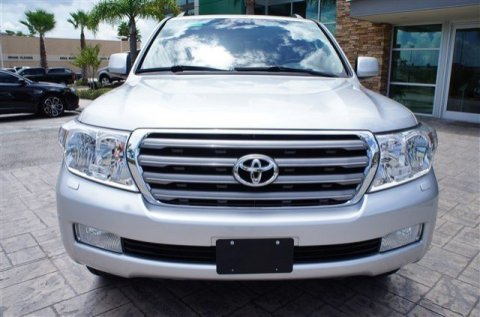 USED TOYOTA  LAND CRUISER 2011