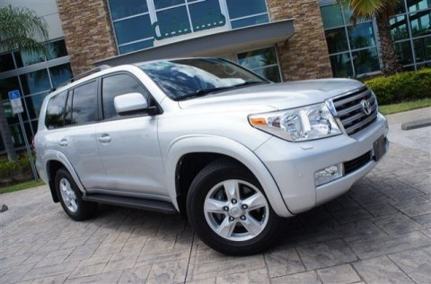 صور $USED TOYOTA  LAND CRUISER 2011 3