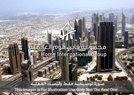 لدينا للبيع أرض تجارية في مدينة محمد بن زايد L-105