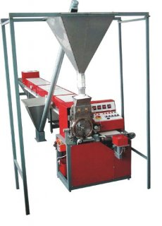 -ماكينات انتاج السكر والتعبئة والتغليف بأشكال وانواع متخلفة